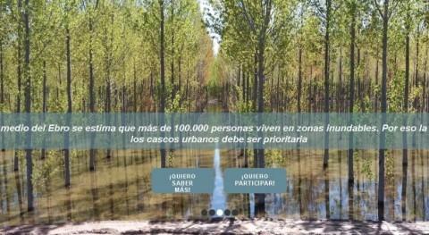acciones Ebro Resilience continuarán mismo objetivo minorar riesgo inundación