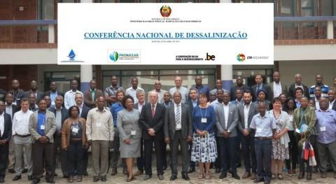 Enkrott participó 1ª Conferencia Nacional Desalinización organizada BTC