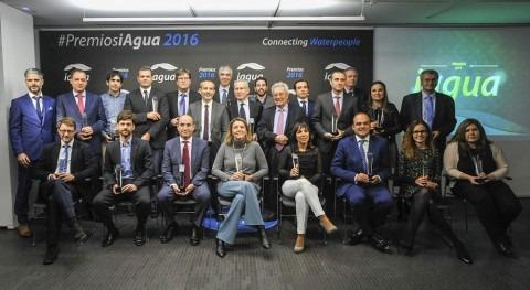 Todos ganadores Premios iAgua 2016