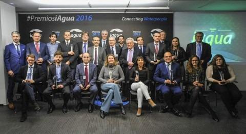 Consulta espectacular nómina 'entregadores' Premios iAgua 2017