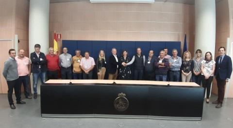 Firmado acuerdo integración Hermandad Acequia Pedrola y Cascajo