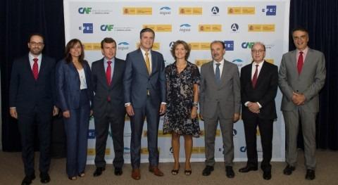 MAGRAMA refuerza alianza CAF frente al reto seguridad hídrica Iberoamérica