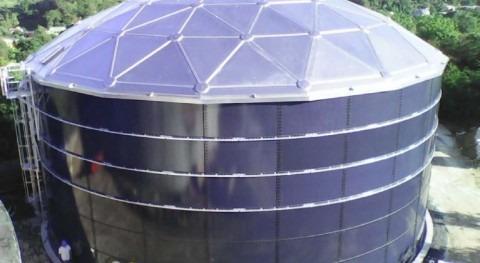Finalizados trabajos instalación Domo geodésico Isla Martinica