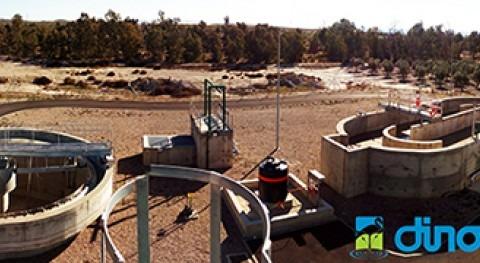 DINOTEC entrega depuradora Uleila Campo (Almería)