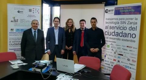 Nueva Junta Directiva IBSTT AS.EMP. Tecnología Zanja presidida Juan García (SUEZ Spain)
