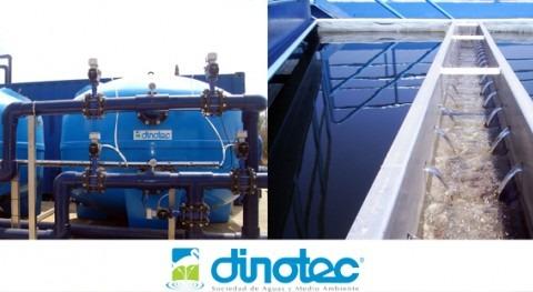 DINOTEC realizará obras mejora y ampliación ETAP Bornova (Guadalajara)