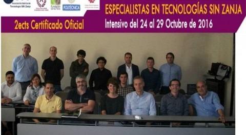 """Especialista Tecnologías Zanja termina éxito""""cruza charco"""" CANAL y EMP comparten exp"""
