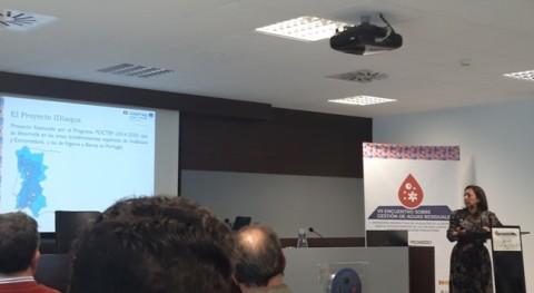 CENTA presenta objetivos y avances IDIAQUA Encuentro depuración Pequeñas Poblaciones