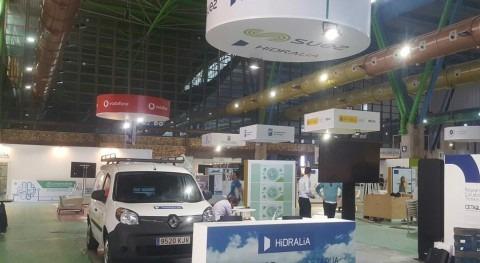 Hidralia presenta soluciones tecnológicas frente al cambio climático Greencities