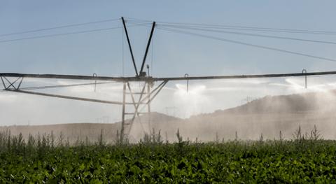 Principales necesidades agricultores hacer frente al cambio climático