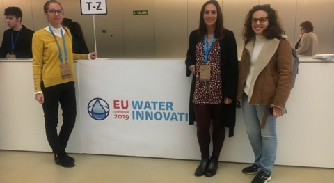 CENTA asiste reunión Living Labs 5ª EIP Water Innovation Conference 2019