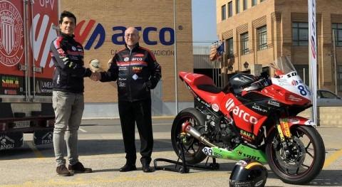 Arco sponsoriza MotoR-UPV 45º aniversario