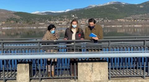 borrasca Filomena dejará 70 hectómetros cúbicos agua embalses Madrid