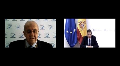 FENACORE pide Luis Planas blindar fondos PAC garantizar producción alimentaria
