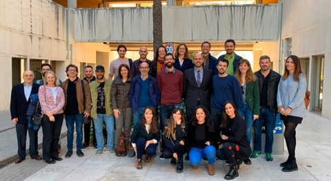 grupo CALAGUA exhibe potencial investigador diferentes congresos internacionales