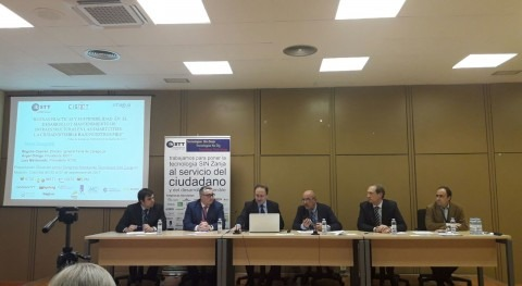 MC Spain participa jornadas técnicas Smart Cities Smagua