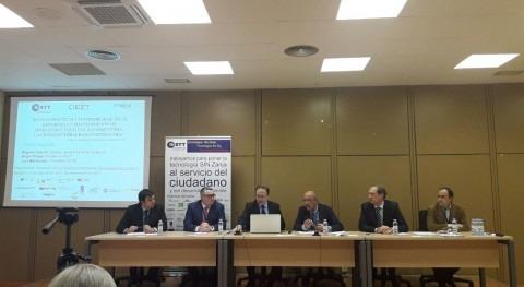 MC Spain participa jornadas técnicas Smart Cities Smagua