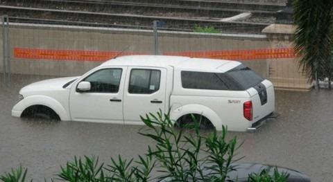 estudio IIAMA determina riesgo vehículos ser arrastrados durante inundaciones