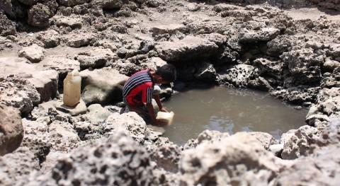 acceso al agua, clave salud infantil islas más pobres Indonesia