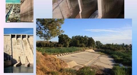 mantenimiento presas España
