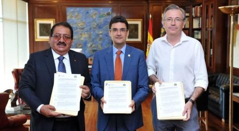 IIAMA colaborará creación centro investigación Agua y Medio Ambiente Perú