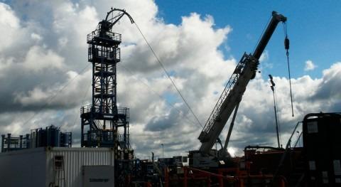 fracking, cola medios producir electricidad sostenible