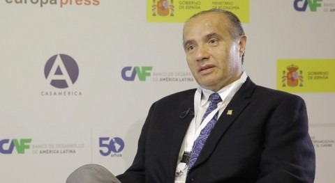 "Francisco Dumler: "" países iberoaméricanos están cada vez más expuestos al cambio climático"""