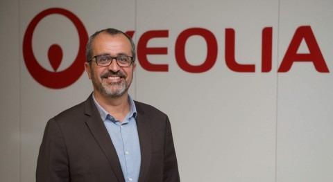 Franck Arlen, nombrado nuevo consejero delegado Veolia España