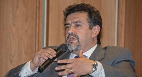 """Franz Rojas: """" agua no hay crecimiento, no hay progreso"""""""