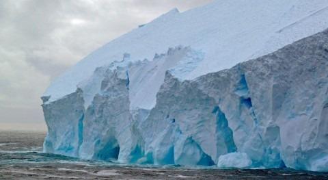 deshielo Antártida podría elevar nivel mar 30% más lo previsto