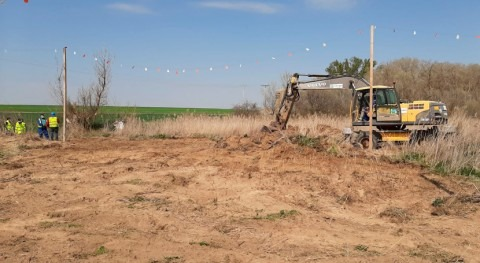 ACUAES comienza obras EDAR Fresno Viejo inversión 1,1 millones euros