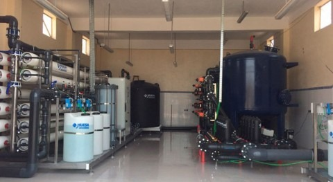 Solución integral agua fertirriego berries Marruecos