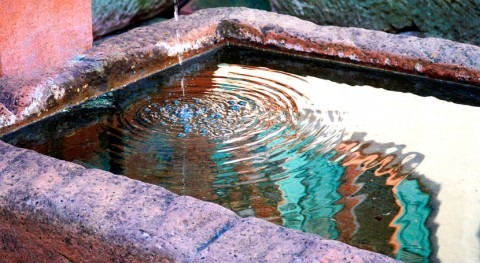 agua tiempos pandemia
