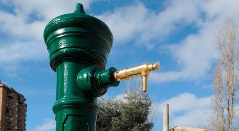 Madrid invertirá 2 millones instalación 284 fuentes agua potable