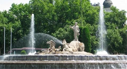 Historias Madrid (I): viajes agua