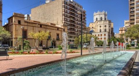 Castellón confía FACSA mantenimiento y limpieza fuentes ornamentales