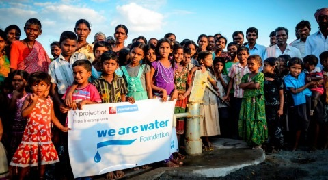 Fundación We Are Water inaugura primera oficina India