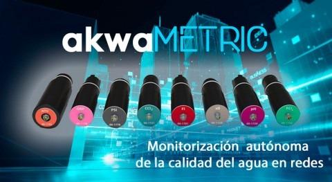 EMALSA confía Grupo Mejoras monitorizar calidad agua redes