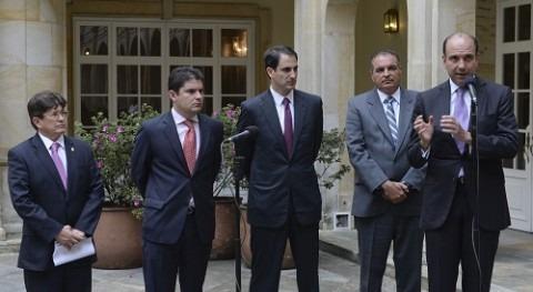 Comparecencia del Ministro Vallejo López (fuente: Minambiente)