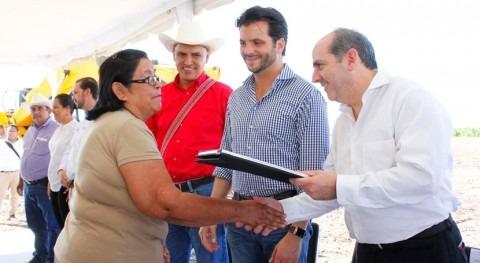 México moderniza infraestructuras hidroagrícolas Nayarit incrementar productividad