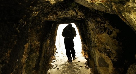 minería romana Rosia Montana, candidata Patrimonio Humanidad