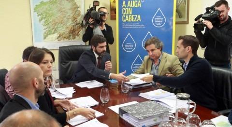Galicia propone declarar alerta sistema hidrológico río Lérez y ría Pontevedra