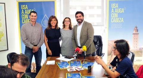 Gobierno gallego y hosteleros se alían fomentar uso responsable agua