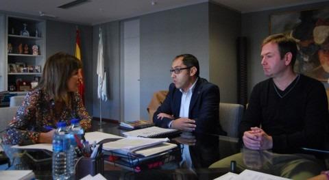 Galicia analiza necesidades y demandas Sada materia aguas