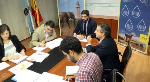Galicia crea Comité Permanente gestionar incidencias alerta sequía