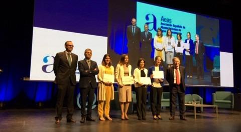 AEAS entrega galardones IV edición premios periodismo y redes sociales