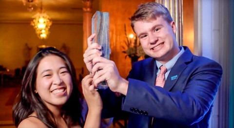 invento ganador Stockholm Water Prize Jr podría cambiar tratamiento agua potable