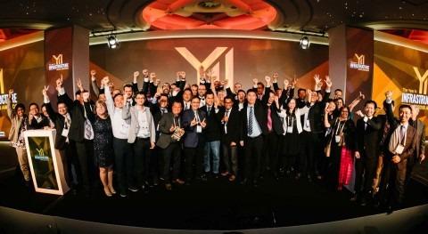 Bentley Systems anuncia finalistas programa Premios Year in Infrastructure 2019