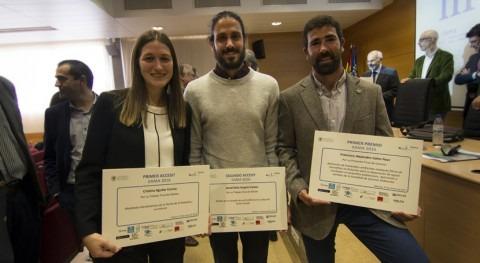 IIAMA entrega Premios Nacionales mejores Trabajos Académicos Ingeniería Agua