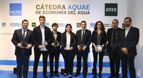 Cátedra Aquae convoca VI edición Premios Investigación Economía Agua